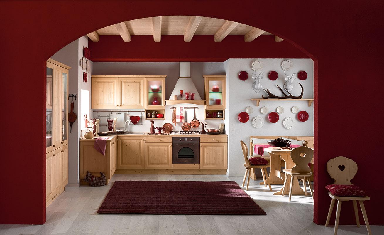 Colori Per Cucina Rustica cucina rustica | tempora country