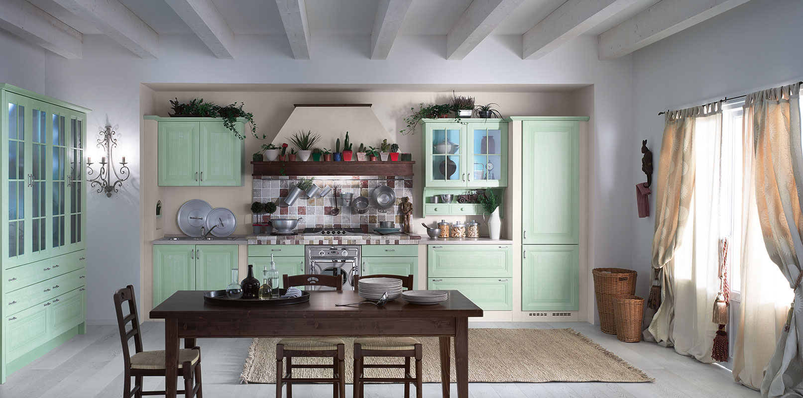 Cucina vintage | Tempora Country