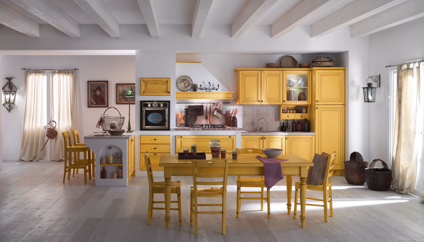 Emejing sala da pranzo country photos house design ideas for Sala pranzo country