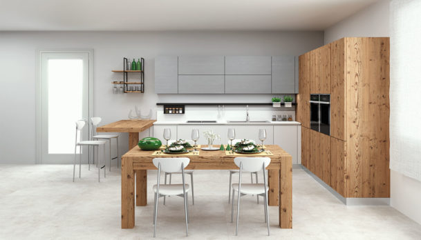 Cucina NewOld | Tempora Country